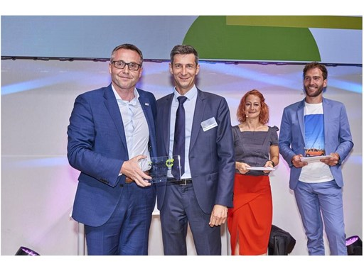 IVECO BUS wins Public Transport Innovation Award for its new- generation, zero-emission trolleybus