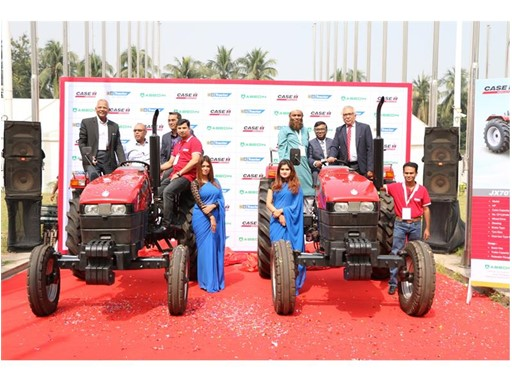 Case IH presents its new JXT Tractors in Bangladesh