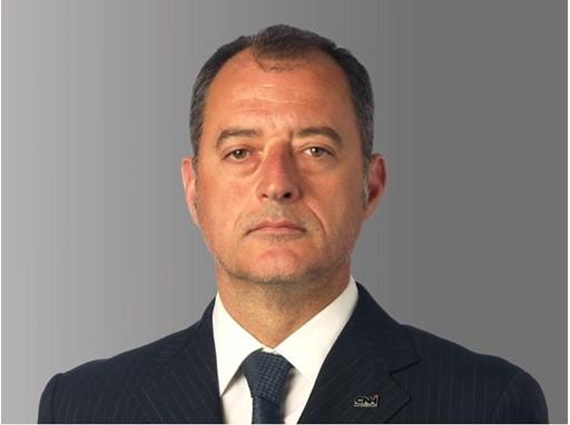 Massimiliano Chiara 首席财务官兼首席可持续发展官