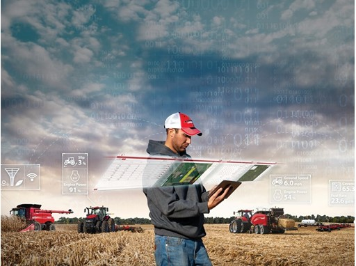 Through integrated solutions that link their farm, fleet and data, AFS Connect helps producers optimize their time