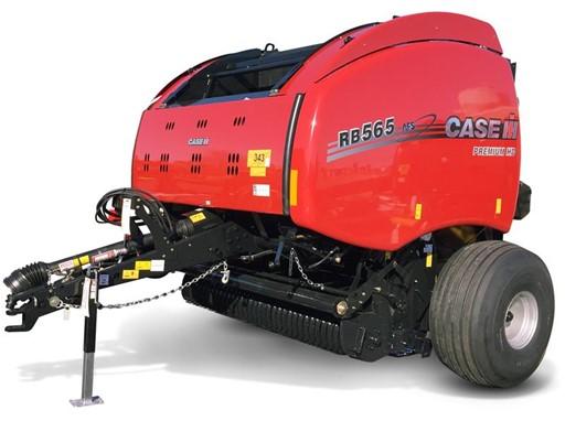 RB565 Premium HD round baler