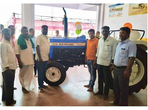 New Holland Agriculture inaugurates new tractor dealership in Gadag, Karnataka