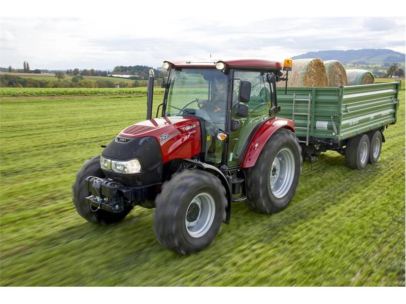 CNH Industrial Newsroom : Case IH launches new mid-size and