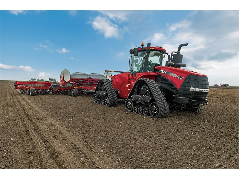 CNH Industrial Newsroom : Building on Proven Performance, Case IH