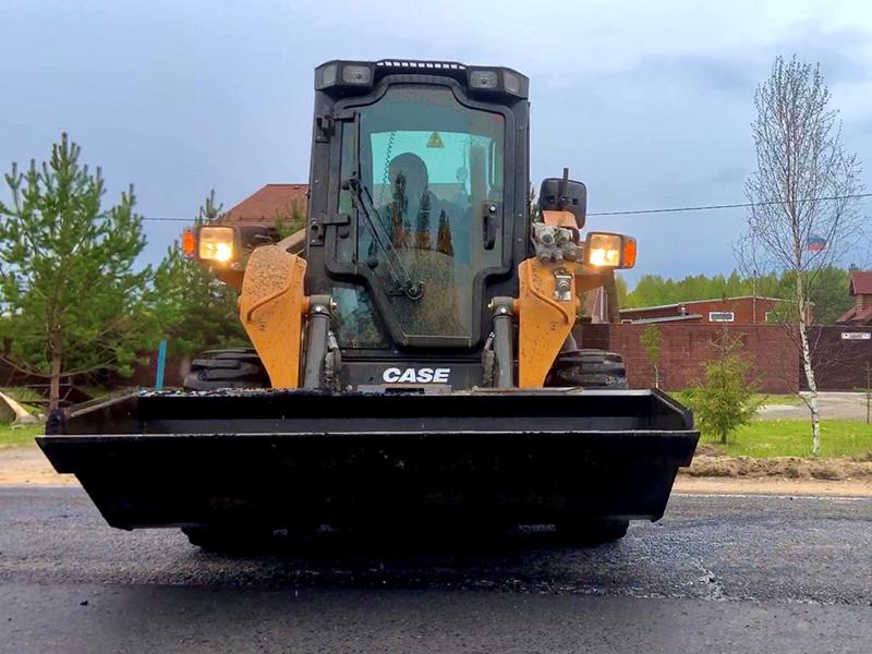Дилер строительной техники CASE Construction Equipment осуществил поставку 40-а мини-погрузчиков CASE серии B