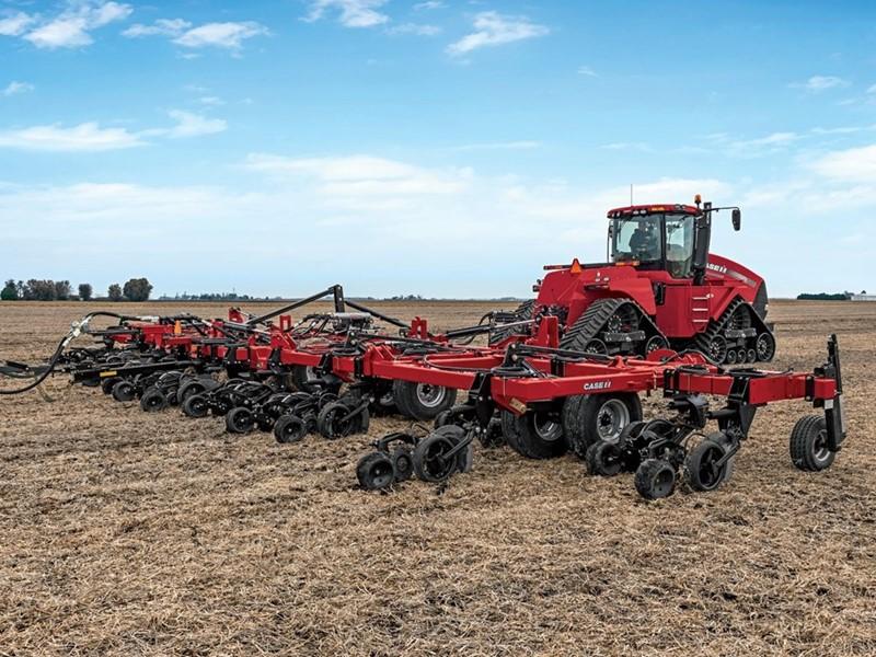 Case IH предлагает модернизированные версии машин для внесения удобрений Nutri-Placer 930 для повышения эффективности ра