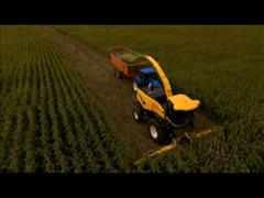 New Holland Agriculture IntelliFill™ System