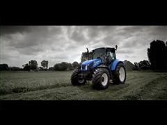 The T5 range: a new concept in future-focused, powerful livestock and mixed farming tractors