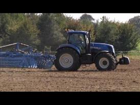 New Holland's new T7 Tractor