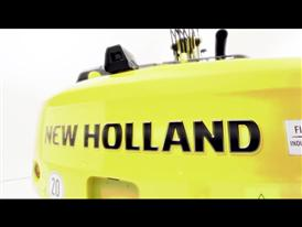 New Holland Construction new generation wheeled excavator range