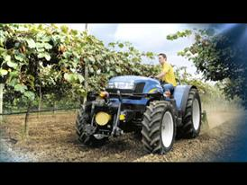 New Holland Agriculture T4000 -Tractor of the Year,  Best of Specialized award