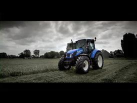 New Holland Agriculture T5 range
