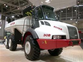 Iveco Presents Full Range of New Vehicles at 30th edition of Bauma 2013