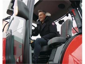 Building on Innovation and Tradition: Michal Zebrowski Chooses STEYR Tractor