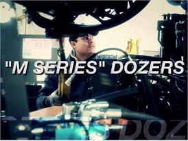 "Case ""M Series"" Dozers"