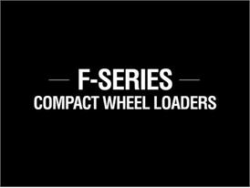 New Case F Series Compact Wheel Loaders at Glance