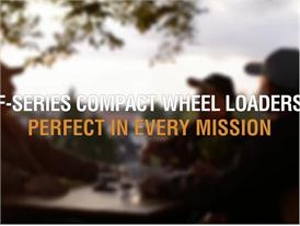 New Case F Series Compact Wheel Loaders is Perfect in Every Mission