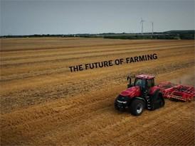 Case IH AFS Precision Farming