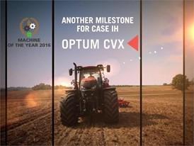 Case IH Optum CVX
