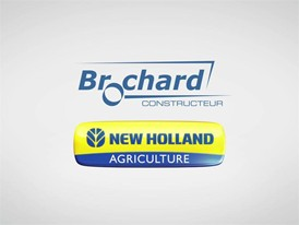 Brochard's Spreading World Record Powered by New Holland Agriculture