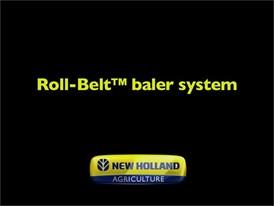 Roll-Belt™ Baler System