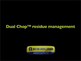 Dual Chop™ Residue Management