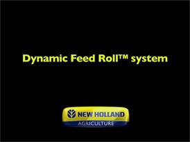 Dynamic Feed Roll™ System