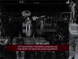 FPT Industrial's Powerful Engines are the Heart of New Holland Equipment