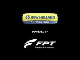 New Holland Agriculture Powered By FPT Powertrain Technologies