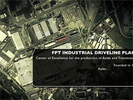 FPT Industrial Driveline Plant, Turin, Italy