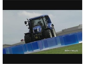 New Holland Agriculture at Expo Milano 2015
