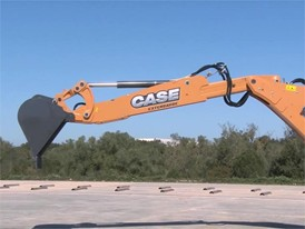 Case Construction Equipment T-Series Backhoe Loaders: The King is Back with Tier 4i Engines