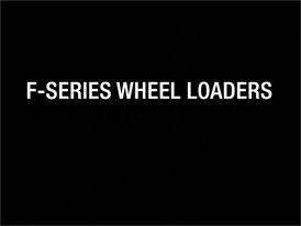 Case Construction Equipment F-Series Wheel Loaders: Faster & Fuel Efficient