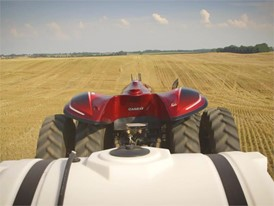CNH Industrial Autonomous Concept Tractor Short Video