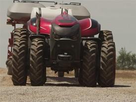 Case IH Concept Autonomous Tractor Media Rushes 02