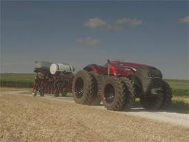 Case IH Concept Autonomous Tractor Media Rushes 01