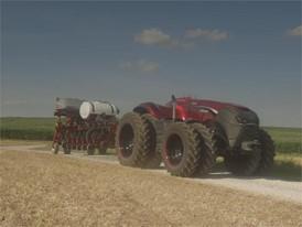 Case IH Concept Autonomous Tractor Media Rushes 01