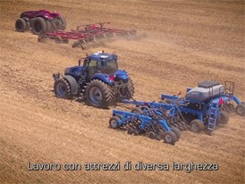 Italian - CNH Industrial Autonomous Concept Tractor Short Video