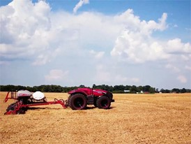 Case IH Autonomous Concept Vehicle Video