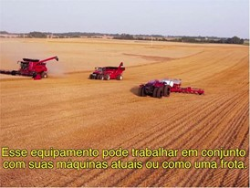 Portuguese – Case IH Autonomous Concept Vehicle Video