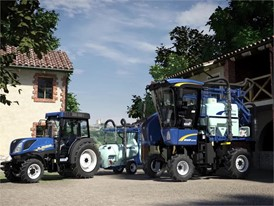 New Holland Agriculture T4F BLUE Cab4