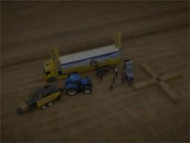 New Holland Agriculture BigBaler Endurance Challenge
