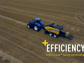 New Holland Agriculture BigBaler Plus 2016