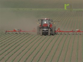 Nutri Placer 920 and 2800 Fertilizer Applicators