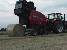 RB5 Round Balers