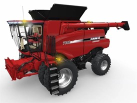 Axial-Flow 140 Series Combine -2016 Enhancements Animation