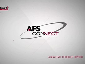 AFS Connect Dealer Service and Support