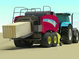 New Holland IntelliCruise ISOBUS Class 3