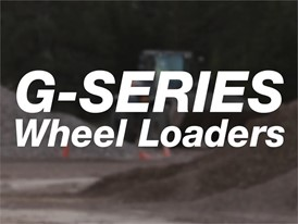 CASE G-Series Wheel Loaders