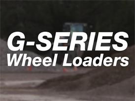 CASE G-Series Wheel Loaders